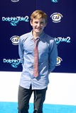 Nathan Gamble Photo - LOS ANGELES - SEP 7  Nathan Gamble at the Dolphin Tale 2 Prmiere at Village Theater on September 7 2014 in Westwood CA
