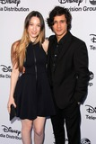 Peter Gadiot Photo - LOS ANGELES - MAY 19  Sophie Lowe Peter Gadiot at the Disney Media Networks International Upfronts at Walt Disney Studios on May 19 2013 in Burbank CA