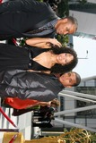 Brook Kerr Photo - Christopher Warren Sr Brook Kerr and Christopher Warren arriving at the Creative Primetime Emmy Awards at the Nokia Theater in Los Angeles  CA onSeptember 13 2008