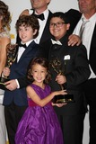 Aubrey Anderson Photo - LOS ANGELES - SEP 23  Nolan Gould Aubrey Anderson-Emmons Rico Rodriguez in the press room of the 2012 Emmy Awards at Nokia Theater on September 23 2012 in Los Angeles CA