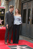 Scott Speedman Photo - LOS ANGELES - MAY 30  Scott Speedman Keri Russell at the Keri Russell Honored With a Star Ceremony on the Hollywood Walk of Fame on May 30 2017 in Los Angeles CA