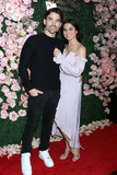 Ashley Iaconetti Photo - LOS ANGELES - MAR 11  Jared Haibon and Ashley Iaconetti at the Seagrams Escapes Tropical Rose Launch Party at the hClub on March 11 2020 in Los Angeles CA