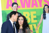 Ali Wong Photo - LOS ANGELES - MAY 22  Justin Hakuta Ali Wong at the Always Be My Maybe Premiere at the Village Theater on May 22 2019 in Westwood CA