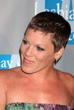 Alecia Moore Photo - Pink (Alecia Moore)arrives at An Evening with Women - LA Gay  Lesbian Centers GalaBeverly Hilton HotelBeverly Hills CAMay 1 2010