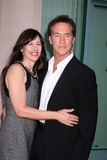 Drake Hogestyn Photo - LOS ANGELES - SEP 28  Victoria  Drake Hogestyn arrives at  Celebrating 45 Years of Days of Our Lives at Academy of Television Arts  Sciences on September 28 2010 in No Hollywood CA