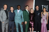 Aldis Hodges Photo - LOS ANGELES - FEB 24  Michael Dorman Leigh Whannell Aldis Hodge Jason Blum Elisabeth Moss Oliver Jackson-Cohen and Storm Reid at the The Invisible Man Premiere at the TCL Chinese Theater IMAX on February 24 2020 in Los Angeles CA