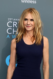 Holly Hunter Photo - LOS ANGELES - JAN 11  Holly Hunter at the 23rd Annual Critics Choice Awards at Barker Hanger on January 11 2018 in Santa Monica CA