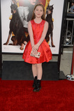 Ella Anderson Photo - LOS ANGELES - MAR 28  Ella Anderson at the The Boss World Premeire at the Village Theater on March 28 2016 in Westwood CA