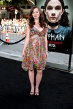Ashley Rickards Photo - Ashley Rickards  arriving at the Orphan  LA Premiere at the Mann Village Theater  in Westwood  CA   on July 21 2009