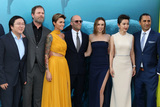 Masi Oka Photo - LOS ANGELES - AUG 6  Masi Oka Rainn Wilson Ruby Rose Jason Statham Jessica McNamee Li Bingbing Cliff Curtis at the The Meg Premiere on the TCL Chinese Theater IMAX on August 6 2018 in Los Angeles CA