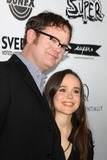 Ellen Page Photo - LOS ANGELES - MAR 21  Rainn Wilson Ellen Page arriving at the Super Premiere at Egyptian Theater on March 21 2011 in Los Angeles CA