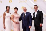 Tom Colicchio Photo - LOS ANGELES - AUG 25  Padma Lakshmi Gail Simmons Tom Colicchio Hugh Acheson at the 2014 Primetime Emmy Awards - Arrivals at Nokia at LA Live on August 25 2014 in Los Angeles CA