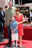 Atticus Shaffer Photo - LOS ANGELES - MAY 22  Patricia Heaton Neil Flynn Atticus Shaffer at the ceremony honoring Patricia Heaton with a Star on The Hollywood Walk of Fame at Hollywood Boulevard on May 22 2012 in Los Angeles CA