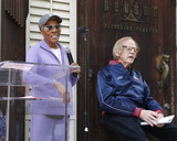 Dionne Warwick Photo - LOS ANGELES - JAN 28  Dionne Warwick Ken Kragen at the 35th Anniversary of We Are The World at the Henson Recording Studios on January 28 2020 in Los Angeles CA