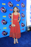 Alyssa Jirrels Photo - LOS ANGELES - AUG 13  Alyssa Jirrels at the Teen Choice Awards 2017 at the Galen Center on August 13 2017 in Los Angeles CA