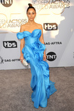 Cara Santana Photo - LOS ANGELES - JAN 27  Cara Santana at the 25th Annual Screen Actors Guild Awards at the Shrine Auditorium on January 27 2019 in Los Angeles CA