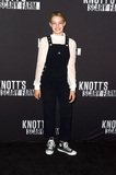 Sadie Calvano Photo - LOS ANGELES - SEP 30  Sadie Calvano at the 2016 Knotts Scary Farm at Knotts Berry Farm on September 30 2016 in Buena Park CA