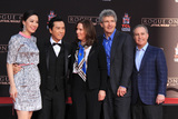 Alan Horn Photo - LOS ANGELES - DEC 1  Cissy Wang Donnie Yen Kathleen Kennedy Alan Horn Alan Bergman at the Donnie Yen Hand And Footprint Ceremony at TCL Chinese Theater IMAX on December 1 2016 in Los Angeles CA