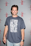 Michael Muhney Photo - LOS ANGELES - AUG 24  Michael Muhney at the Young  Restless Fan Club Dinner at the Universal Sheraton Hotel on August 24 2013 in Los Angeles CA