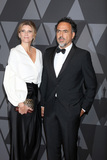 Alejandro Gonzalez Inarritu Photo - LOS ANGELES - NOV 11  Maria Eladia Hagerman Alejandro Gonzalez Inarritu at the AMPAS 9th Annual Governors Awards at Dolby Ballroom on November 11 2017 in Los Angeles CA