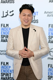 Jon M Chu Photo - LOS ANGELES - FEB 8  Jon M Chu at the 2020 Film Independent Spirit Awards at the Beach on February 8 2020 in Santa Monica CA