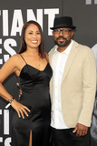 Inny Clemons Photo - LOS ANGELES - JUN 22  Christine Clemons Inny Clemons at The Defiant Ones HBO Premiere Screening at the Paramount Theater on June 22 2017 in Los Angeles CA