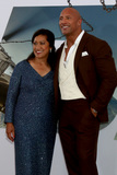 Ata Johnson Photo - LOS ANGELES - JUL 13  Ata Johnson Dwayne Johnson at the Fast  Furious Presents Hobbs  Shaw Premiere at the Dolby Theater on July 13 2019 in Los Angeles CA