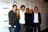 David Lyons Photo - LOS ANGELES - MAR 2  JD Pardo Tracy Spiridakos Billy Burke Giancarlo Esposito Daniella Alonso and David Lyons arrives at the  Revolution PaleyFEST Event at the Saban Theater on March 2 2013 in Los Angeles CA