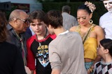 The Jacksons Photo - LOS ANGELES - JAN 26  Quincy Jones Prince Jackson  Justin Bieber at the Michael Jackson Immortalized  Handprint and Footprint Ceremony at Graumans Chinese Theater on January 26 2012 in Los Angeles CA