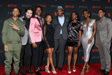 Antoinette Robertson Photo - LOS ANGELES - MAY 6  DeRon Horton John Patrick Amedori Marque Richardson Logan Browning Justin Simien Ashley Blaine Featherson Antoinette Robertson Brandon P Bell at the Netflix FYSEE Kick-Off Event at Raleigh Studios on May 6 2018 in Los Angeles CA