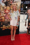 Audrey Whitby Photo - LOS ANGELES - SEP 21  Audrey Whitby at the The Boxtrolls Los Angeles Premiere at Universal City Walk on September 21 2014 in Los Angeles CA