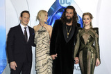 Nicole Kidman Photo - LOS ANGELES - DEC 12  Patrick Wilson Nicole Kidman Jason Momoa Amber Heard at the Aquaman Premiere at the TCL Chinese Theater IMAX on December 12 2018 in Los Angeles CA