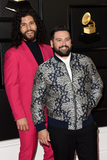 Shay Photo - LOS ANGELES - JAN 26  Dan and Shay at the 62nd Grammy Awards at the Staples Center on January 26 2020 in Los Angeles CA
