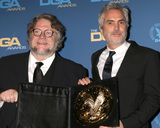 Alfonso Cuaron Photo - LOS ANGELES - FEB 2  Guillermo del Toro Alfonso Cuaron at the 2019 Directors Guild of America Awards at the Dolby Ballroom on February 2 2019 in Los Angeles CA