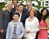 Albert Tsai Photo - LOS ANGELES - AUG 1  Matt Murray David Walton Mark Feuerstein Elliott Gould Albert Tsai Linda Lavin Liza Lapira at the CBS TV Studios Summer Soiree TCA Party 2017 at the CBS Studio Center on August 1 2017 in Studio City CA