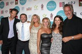 John De Lancie Photo - LOS ANGELES - AUG 15  The Last Session Cast Melissa Claire Egan John de Lancie at the 9th Annual HollyShorts Film Festival Opening Night at the TCL Chinese 6 Theaters on August 15 2013 in Los Angeles CA