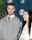 Amy Lee Photo - Justin Timberlake and Amy Lee49th Grammy Award NominationsLos Angeles CADecember 7 2006