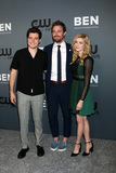 Amel Photo - LOS ANGELES - AUG 4  Ben Lewis Stephen Amell Katherine McNamara at the  CW Summer TCA All-Star Party at the Beverly Hilton Hotel on August 4 2019 in Beverly Hills CA