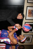 Al Jarreau Photo - Al Jarreau  a globetrotterat the Harlem Globetrotters Game Staples CenterLos Angeles CAFebruary 14 2010