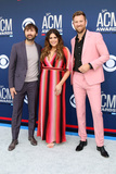 Dave Haywood Photo - LAS VEGAS - APR 7  Dave Haywood Hillary Scott Charles Kelley at the 54th Academy of Country Music Awards at the MGM Grand Garden Arena on April 7 2019 in Las Vegas NV