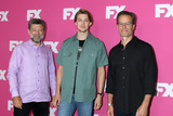 Andy Serkis Photo - LOS ANGELES - AUG 6  Andy Serkis Joe Alwyn Guy Pearce at the FX Networks Starwalk at Summer 2019 TCA at the Beverly Hilton Hotel on August 6 2019 in Beverly Hills CA