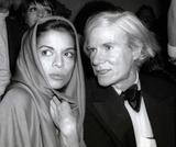 Andy Warhol Photo - Bianca Jagger Andy Warhol4043JPGCelebrity Archaeology1978 FILE PHOTONew York CityBianca Jagger Andy Warhol at Studio 54Photo by Adam Scull-PHOTOlinknet