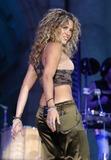 Alejandro Sanz Photo - Madrid Spain 6-5-2005Pop star Shakira (along with Alejandro Sanz) at a photocall to launch her new album Fijacion Oral at Puerta de AlcalaDigital Photo by Edu Nividhia-PHOTOlinkorg