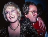 Allan Carr Photo - Lorna Luft Allan Carr1193JPGCelebrity Archaeology New York NY1982 FILE PHOTOLorna Luft Allan Carr at Studio 54Photo by Adam Scull-PHOTOlinknet