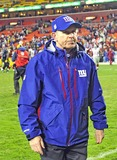 Tom Coughlin Photo - RESTRICTED NO NEW YORK OR NEW JERSEYNEWSPAPERS WITHIN A 75 MILE RADIUS OF NYC01022011 - GIANTS V REDSKINSNew York Giants head coach Tom Coughlin leaves the field following the game against the Washington Redskins at FedEx Field in Landover Maryland on Sunday January 2 2011  The Giants won 17 - 14Photo by Ron SachsCNP-PHOTOlinknet