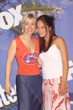 Allison Mack Photo - Photo by  Tom LauLoud  Clear MediaSTAR MAX Inc - copyright 2002 ALL RIGHTS RESERVED  80402Allison Mack  Kristin Kreuk at the 2002 Teen Choice Awards(CA)