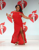 Sherri Shepherd Photo - Photo by zzJohn NacionstarmaxinccomSTAR MAXCopyright 2019ALL RIGHTS RESERVEDTelephoneFax (212) 995-11962719Sherri Shepherd on the runway at The American Heart Associations Go Red For Women Red Dress Collection Fashion Show during New York Fashion Week in New York City(NYC)