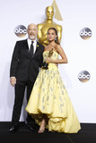 J K Simmons Photo - Photo by REWestcomstarmaxinccomSTAR MAXCopyright 2016ALL RIGHTS RESERVEDTelephoneFax (212) 995-119622816JK Simmons and Alicia Vikander at the 88th Annual Academy Awards (Oscars)(Hollywood CA USA)