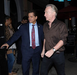 Bill Maher Photo - Photo by OGUTstarmaxinccomSTAR MAX2020ALL RIGHTS RESERVEDTelephoneFax (212) 995-11963620Anthony Scaramucci and Bill Maher are seen at Craigs Restaurant in Los Angeles CA