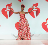 Ashleigh Murray Photo - Photo by zzJohn NacionstarmaxinccomSTAR MAXCopyright 2019ALL RIGHTS RESERVEDTelephoneFax (212) 995-11962719Ashleigh Murray on the runway at The American Heart Associations Go Red For Women Red Dress Collection Fashion Show during New York Fashion Week in New York City(NYC)